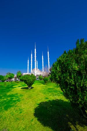 Islamic minarets Zdjęcie Seryjne