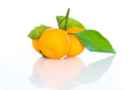 Mandarin orange Stockfoto