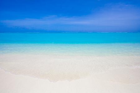 Blue ocean maldives