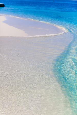 Tropical white sand beach Stockfoto - 108431637