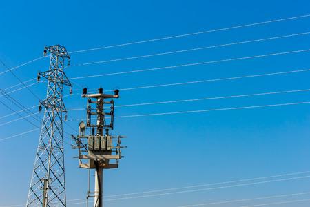 Power pole