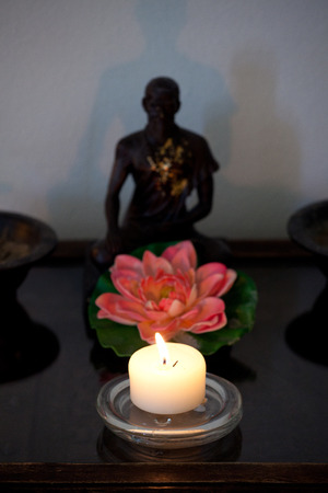 Buddhism decor