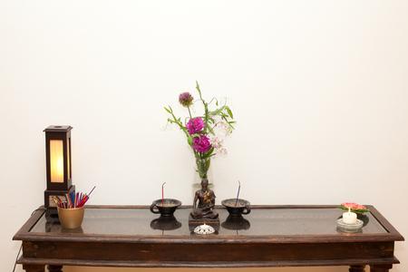 Buddhism decoration Imagens