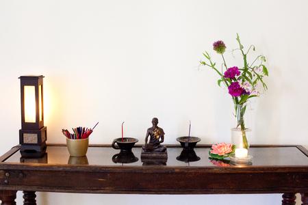 Décoration bouddhiste Banque d'images