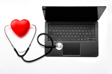 Dr. Heart listens to your computer