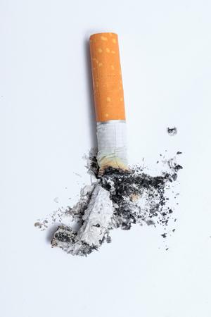 Cigarette burns