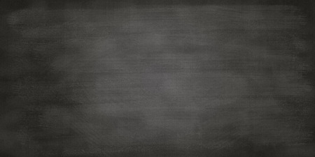 Black chalkboard background with marble texture Foto de archivo
