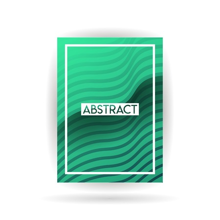 Simple and modern Cover / background designs can be used for companies and other businesses. Eps 10 and file size is less than 5MB. beautiful green color and suitable for magazines