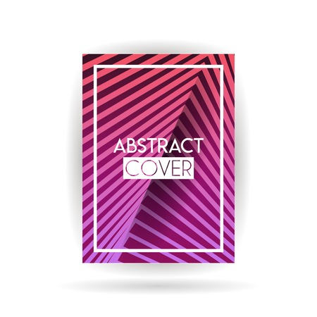 Simple and modern Cover / background designs can be used for companies and other businesses. Eps 10 and file size is less than 5MB. beautiful purple or pink color and suitable for magazines