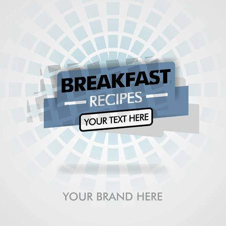 breakfast recipes. breakfast price in america, best asian breakfast recipes. can be for promotion, advertising, marketing. suitable for print, newspaper, magazine, flyer, brochure, banner, business