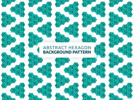 Abstract hexagon background. Honeycomb white background. Vector banner design. White background with hexagon pattern. Can be used for wallpaper, print, backdrop, website, page, document, presentation 向量圖像