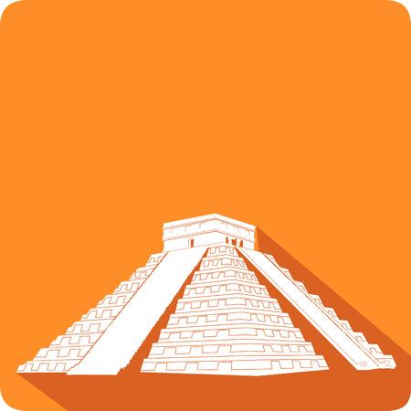 멕시코, 벡터 일러스트의 상징