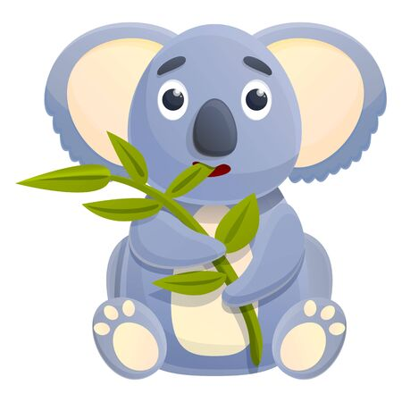 koala cartoon icon, vector illustration 스톡 콘텐츠 - 140289201