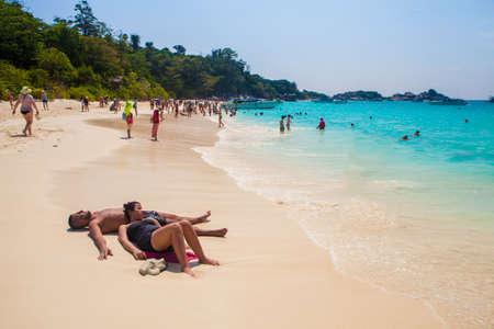 island: Similan island