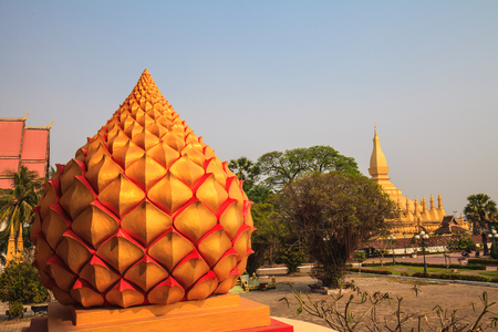 rooted: Buddhism is rooted in the culture of Laos.