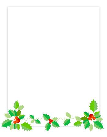 Colección De Las Fronteras De La Navidad / Gráficos Divisores ...