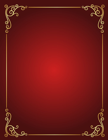 maroon: Elegant gold and red  maroon color blank  empty background . perfect as stylish wedding invitations and other party invitation cards or announcements
