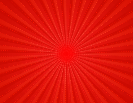 spiraling: Elegant red starburst background for wedding  valentines day related designs Stock Photo