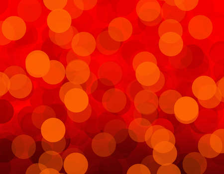 holiday lights: Red neon lights background. Colorful holiday lights Stock Photo