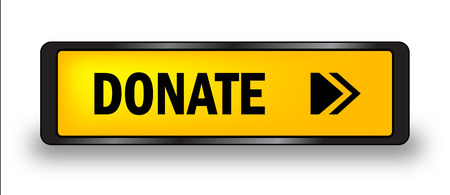 voluntary: Donate now web button isolated on white Illustration