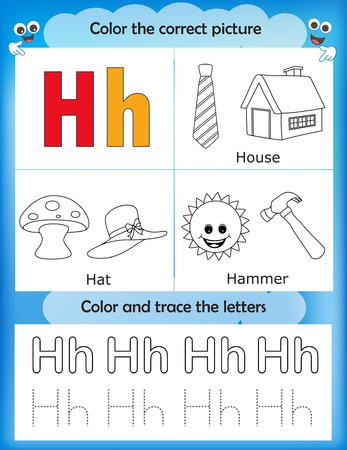 Berühmt Färbung Für Kinder Im Vorschulalter Bilder ...