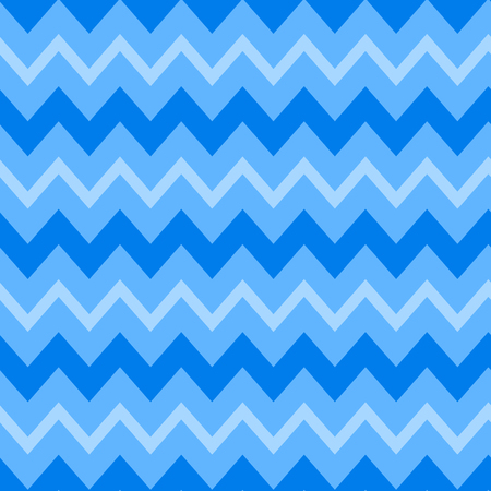 scraps: Seamless colorful zigzag chevron pattern background.