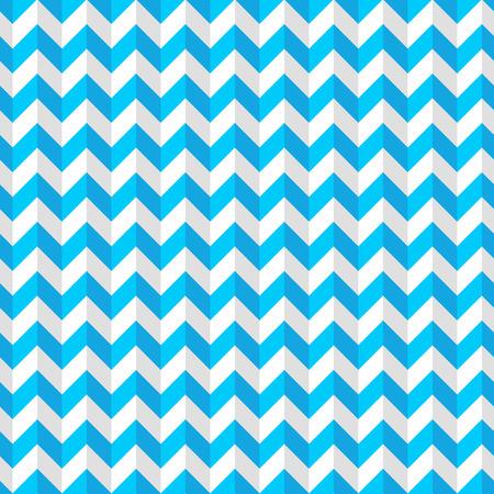 Seamless colorful zigzag chevron pattern background.