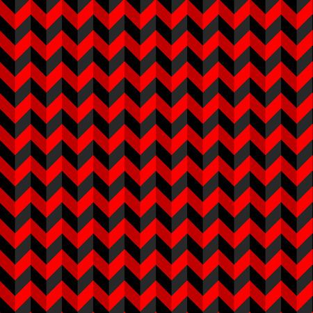 Seamless colorful zigzag chevron  herringbone pattern background.