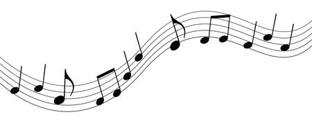 Muziek notities