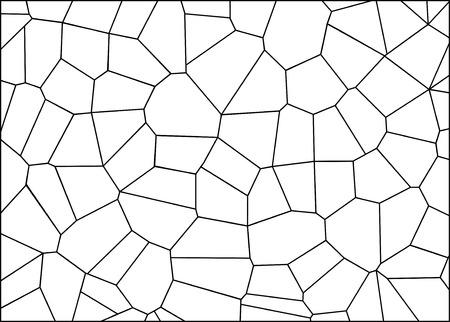 mosaic: Mosaic pattern