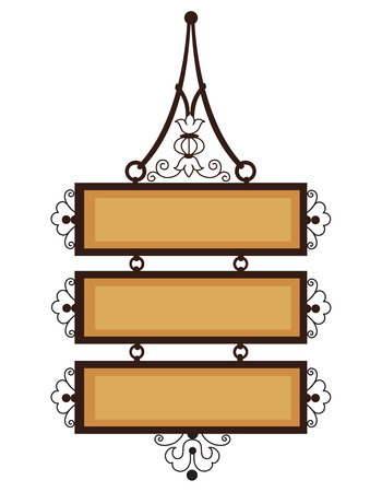 122,676 Wooden Sign Stock Illustrations, Cliparts And Royalty Free ...