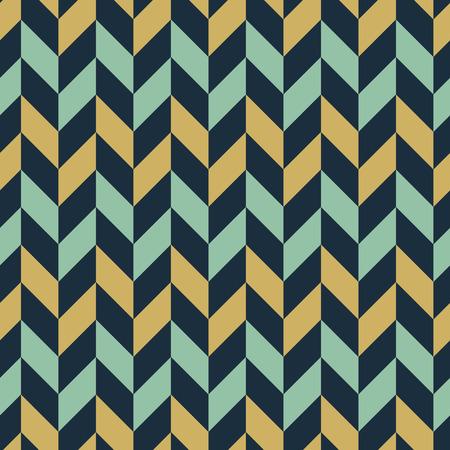 green texture: Seamless colorful zigzag chevron  herringbone pattern background.