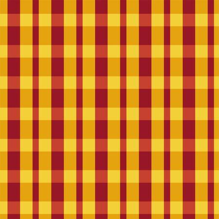 Plaid  gingham seamless pattern  texture Illustration