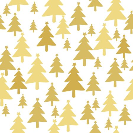 graphic pattern: Christmas tree seamless pattern Fashion graphic background design. Modern stylish abstract texture Colorful template for prints Illustration