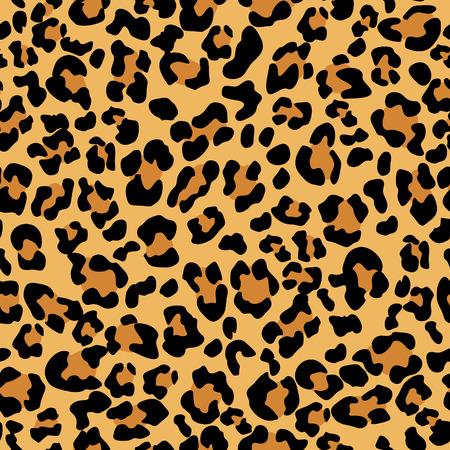 Naadloos luipaardpatroon kan worden gebruikt voor grafisch ontwerp textielontwerp of webdesign. Vector Illustratie