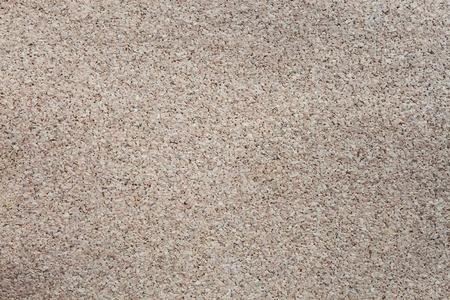 corkwood: Blank brown cork board texture close up