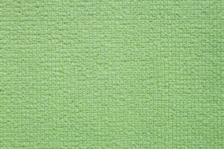 Green clean microfiber kitchen duster texture fullframe Stock Photo - 17699060