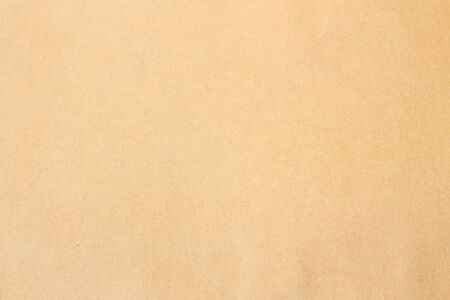 hintergrund: Sheet of clean and clear brown paper, stock photo Stock Photo