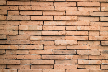 Old brick wall texture background, stock photo