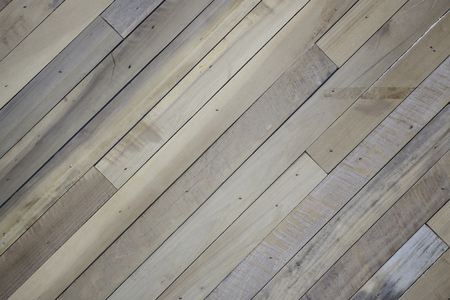 Rustic wood diagonal panel background, stock photo Фото со стока