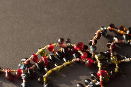 boutique display: bead color