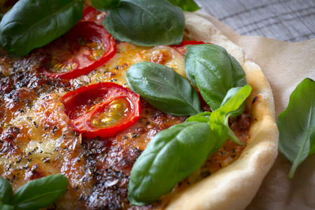 margherita: a taste of Italy in the Pizza Margherita