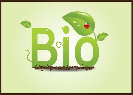 bio plants Vector