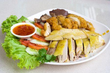 albumen: Image of  Thai delicious food