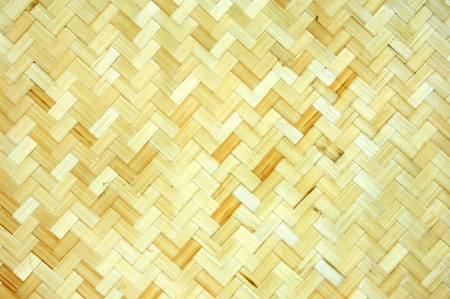 Big Island of Hawaii souvenier has Interwoven palm fronds to form a sturdy matt made   Background material with texture and pattern