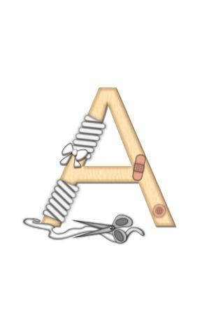 Alphabet Buchstaben X, In Dem Satz Boo Boo Ist Tan Die Farbe Der ...