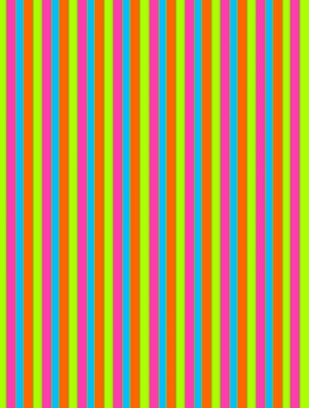 Background image is filled with lines of pink, green, blue and orange. Stock Photo - 17499261