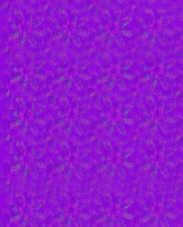Abstract background image is purple with smudged rows of flowers hidden in vibrant color mixture.