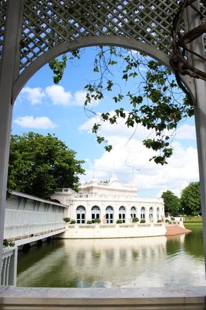 The Royal Palace at Bang Pa-In