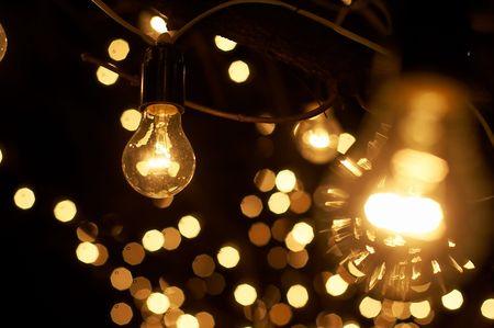 bulb Reklamní fotografie